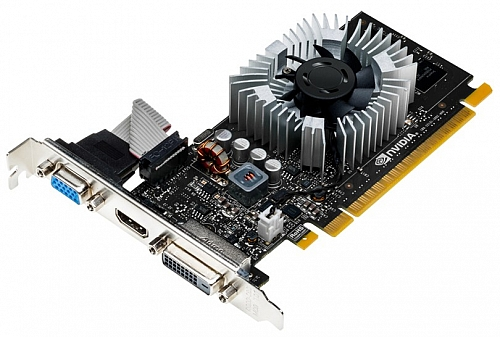 GeForce GT 730, referenční model