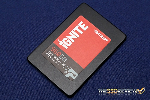 Patriot Ignite (Zdroj: The SSD Review)