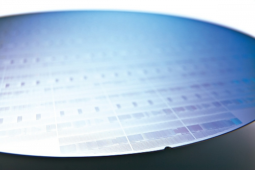 Samsung 10nm 300mm wafer