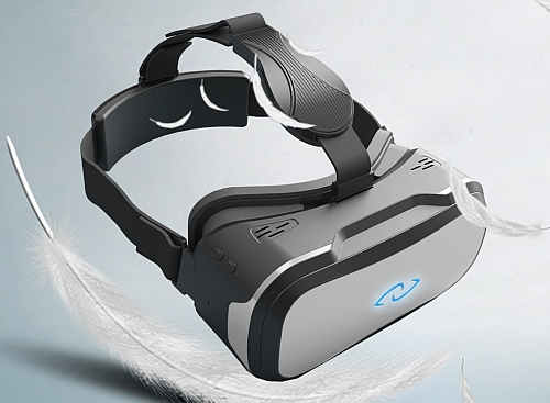 Headset 3Glasses VR D2