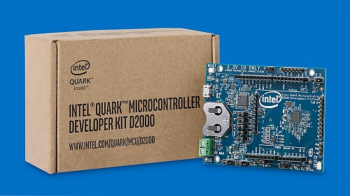 Intel Quark Microcontroller Developer Kit D2000
