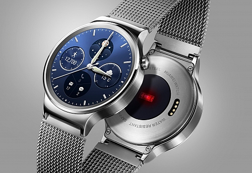 Huawei Watch s Androidem Wear
