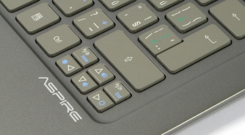 Test Ultrabooků: Acer Aspire S3