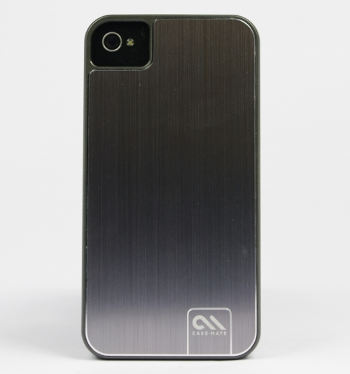 Case-mate Barely There Brushed Aluminium Silver