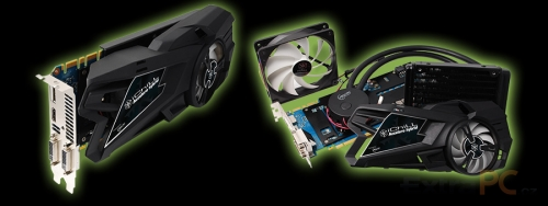 iChill GeForce GTX 680/670 Black Series Accelero Hybrid