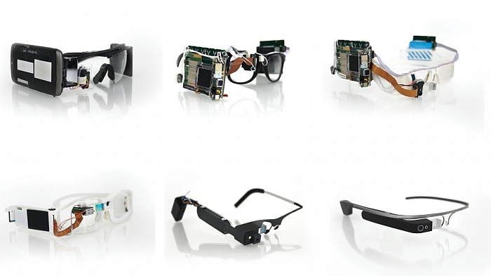 Evoluce Google Glass