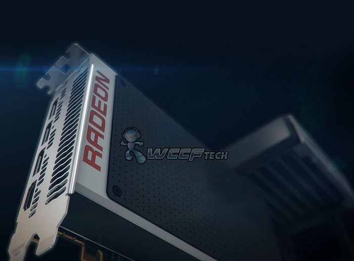 Radeon R9 390X na AMD Financial Analyst Day 2015