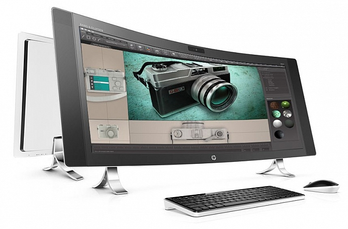 HP Envy Curved AIO