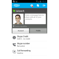 Skype 2.8 pro Android