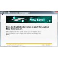 Logitech M600 Touch Mouse - Flow Scroll