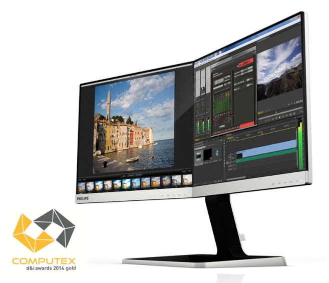 Philips Two-in-One Monitor