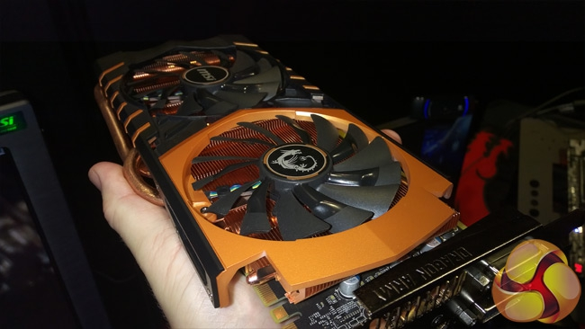 MSI GTX 970 Gold Limited Edition