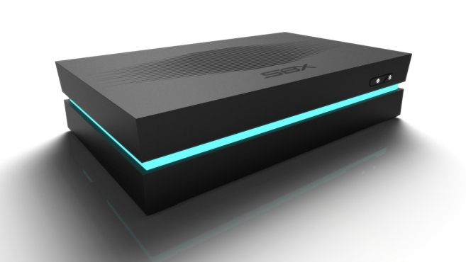 Steam Machine iBuyPower SBX