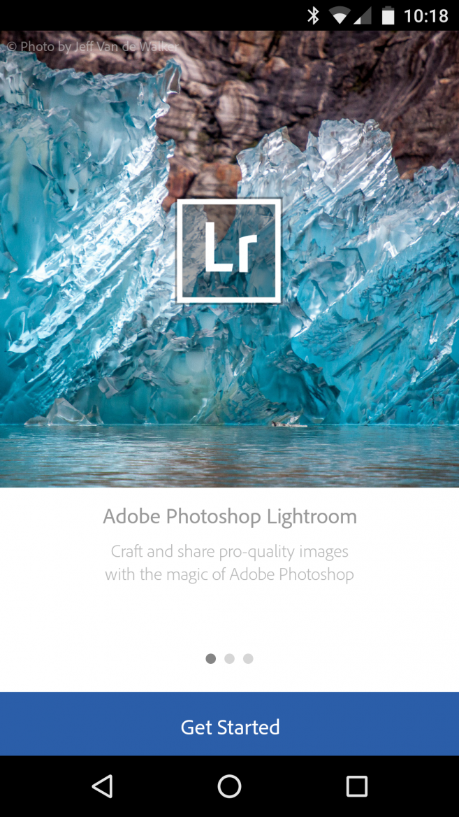 Adobe Photoshop Lightroom 1.4 pro Android