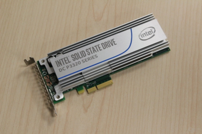 Intel SSD DC P3320 (ComputerBase)
