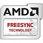 Logo technologie FreeSync