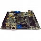 Deska typu 96Boards Enterprise Edition s procesorem AMD Opteron A1100