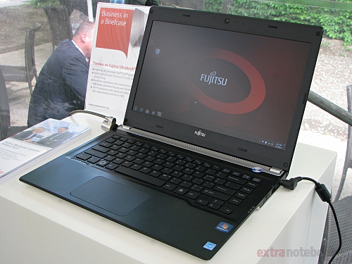 Ultrabook Lifebook (UH572?)