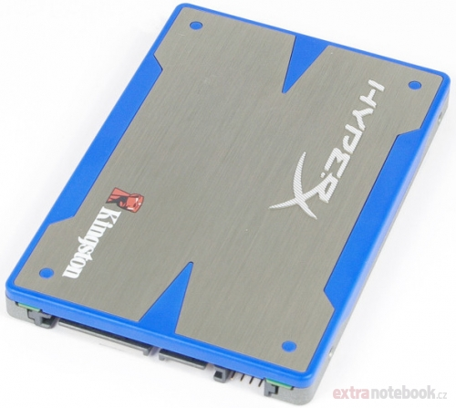 SSD Kingston HyperX s řadičem SandForce SF-2281