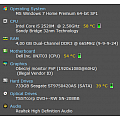 Dell XPS 15 L502x - screenshoty a grafy