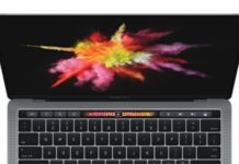 Apple MacBook Pro 2016 s Touch Barem