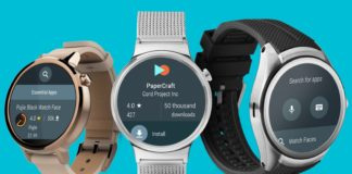 Android Wear 2.0