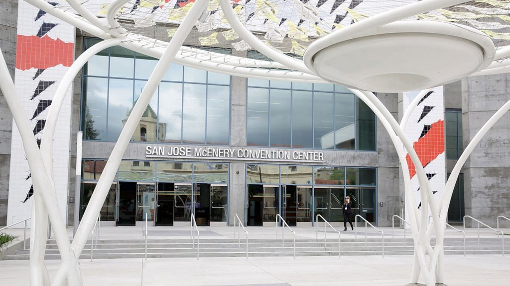 McEnery Convention Center v San Jose
