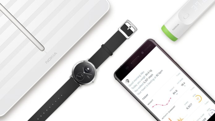 Z Withings se stane Nokia