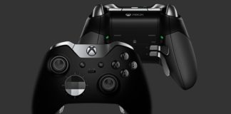 Xbox One Elite Gamepad