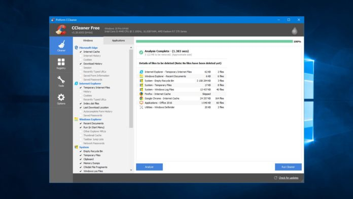 CCleaner 5.28