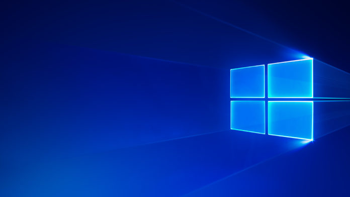 Výchozí tapeta ve Windows 10 S (foto: Microsoft)