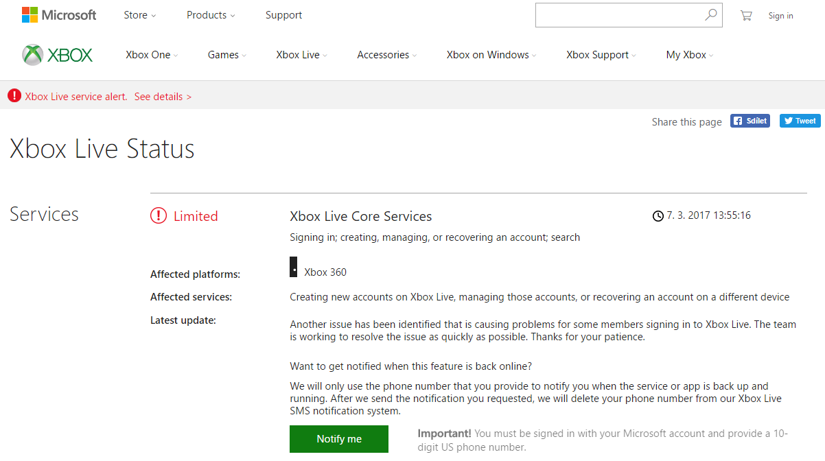 Payments and purchases - Xbox Live and Billing Support