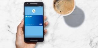 Android Pay s PayPalem