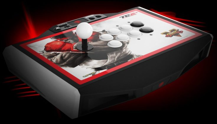 Mad Catz TE2 Plus