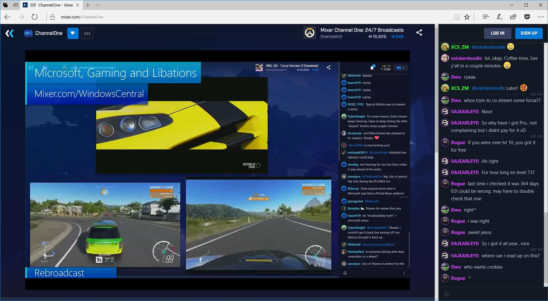 mixer-spolecne-streamy