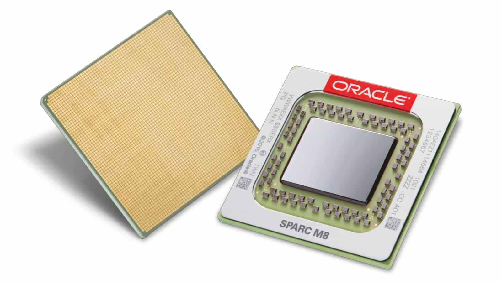 Oracle Sparc M8
