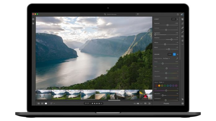 Adobe Lightroom CC pro Mac