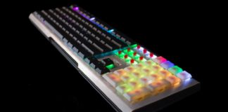 Cherry MX Low Profile RGB