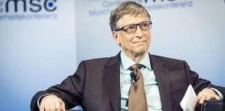 Bill Gates (foto: Kuhlmann / MSC)