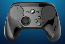 Valve Steam Controller gamepad