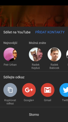 YouTube Chat
