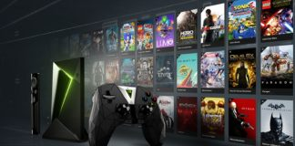 Nvidia GeForce Now na konzoli Shield TV