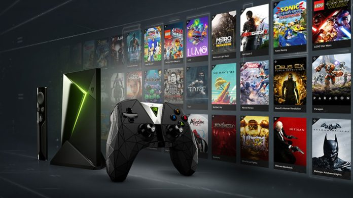 nvidia shield tv gaming edition steam