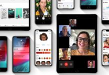 Apple iOS 12