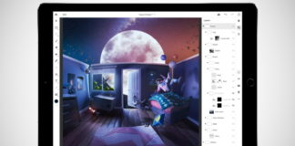 Photoshop CC pro iPad (foto: Apple)