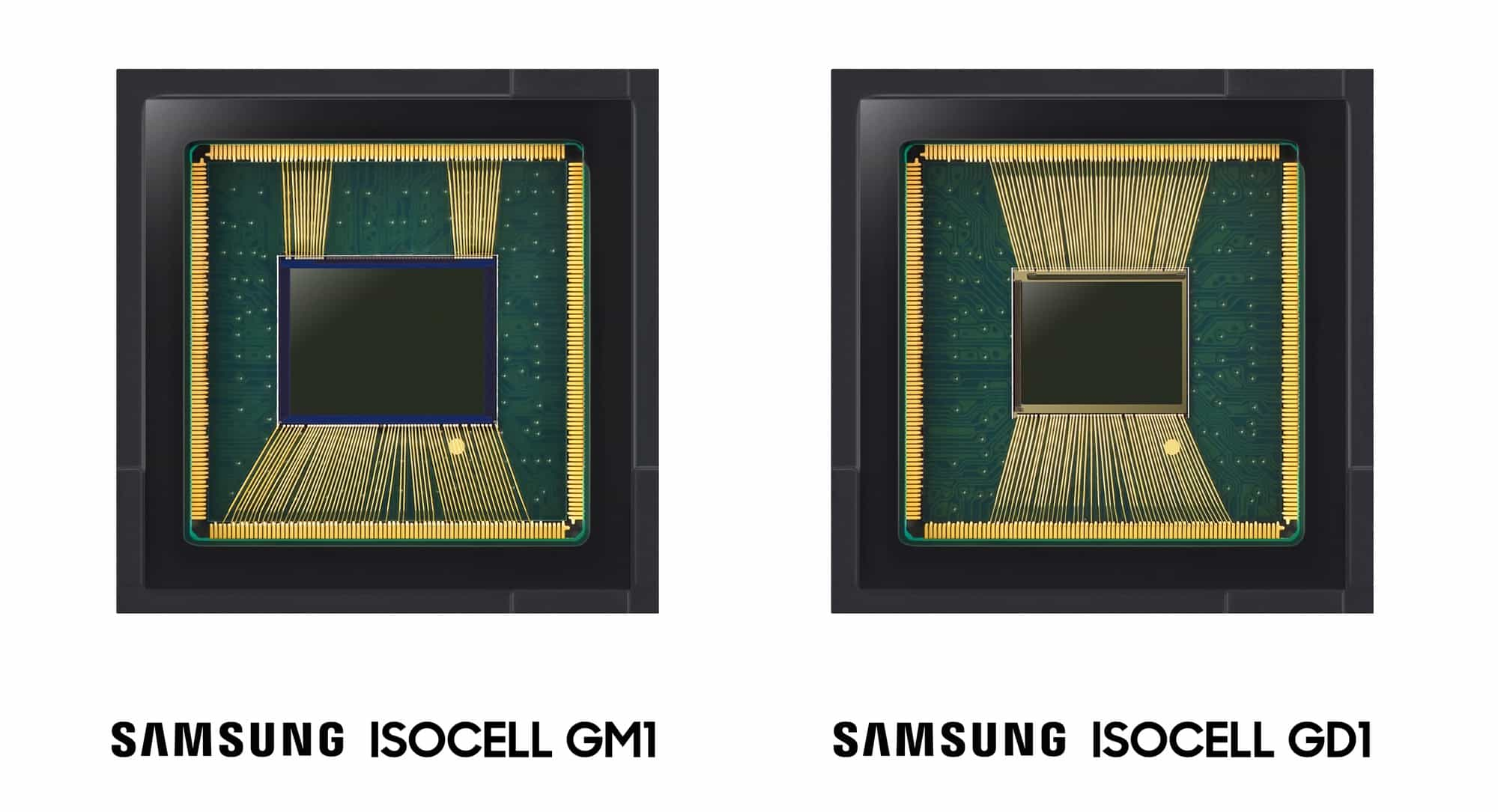 Samsung IsoCell GM1 a GD1