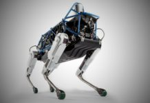 Robopes Spot od Boston Dynamics