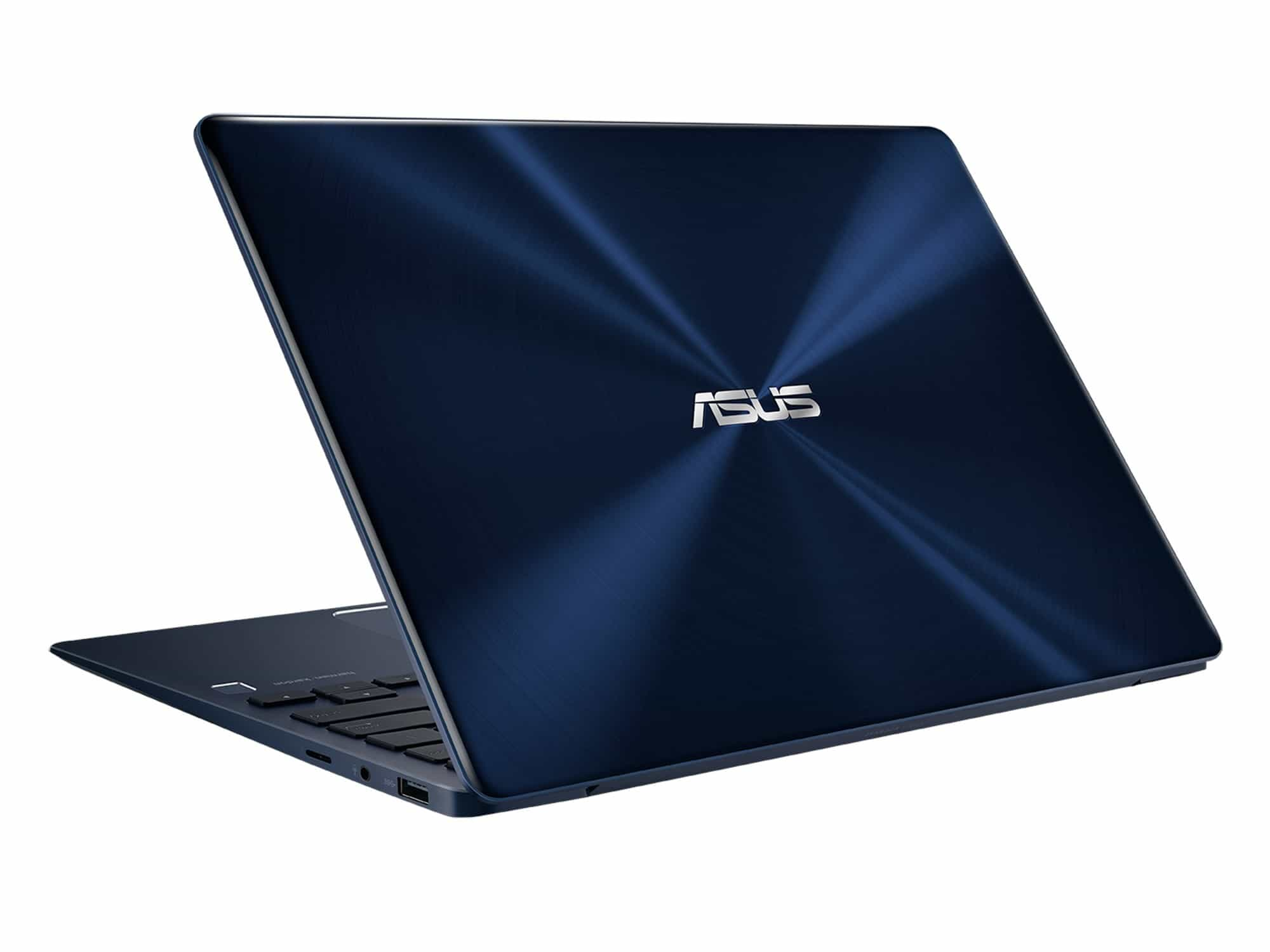 asus zenbook 14 boot from usb