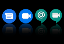 Google Hangouts Meet Chat Duo Messages