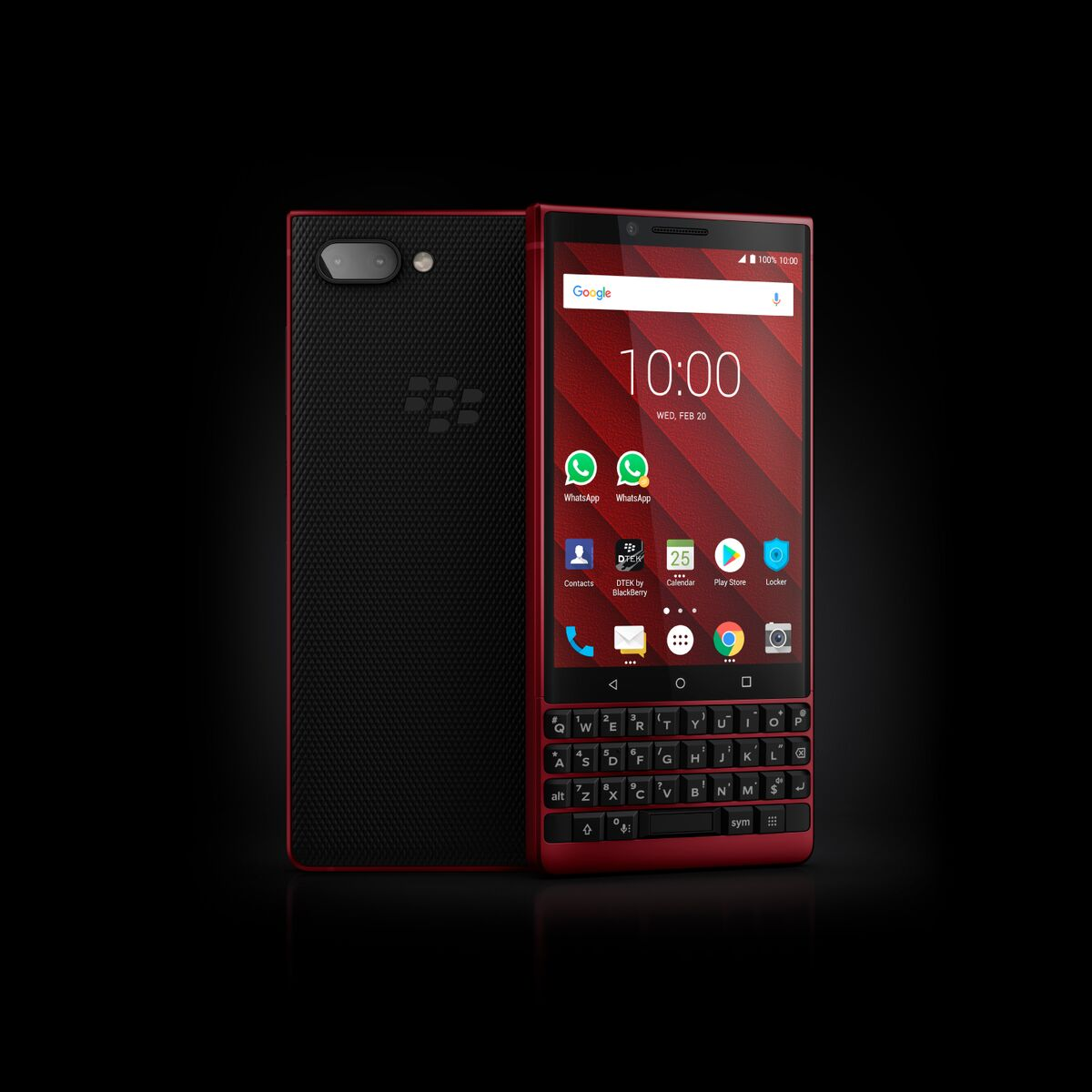 BB Key2 red3